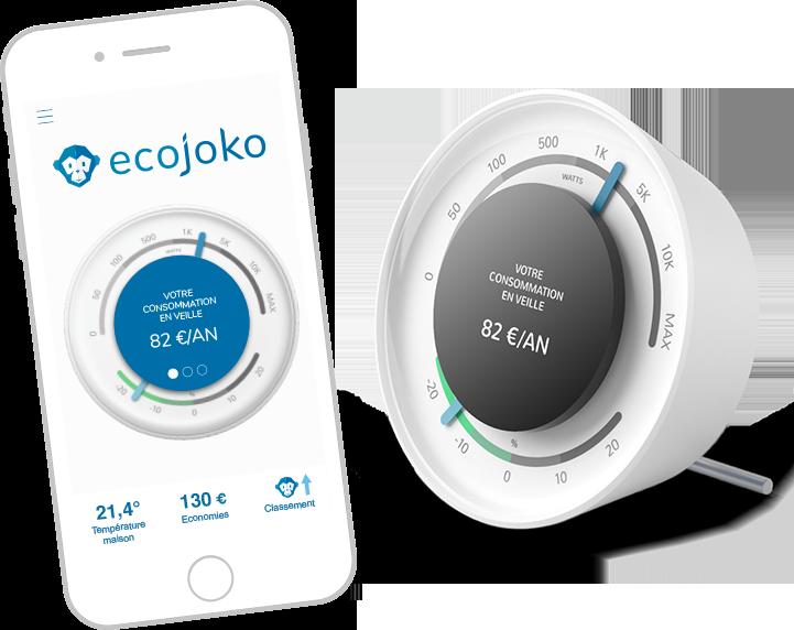 economie d'énergie avec Ecojoko