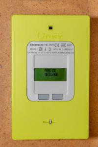 Compteur Linky: il ne permet pas de connaître la consommation électrique des différents appareils.