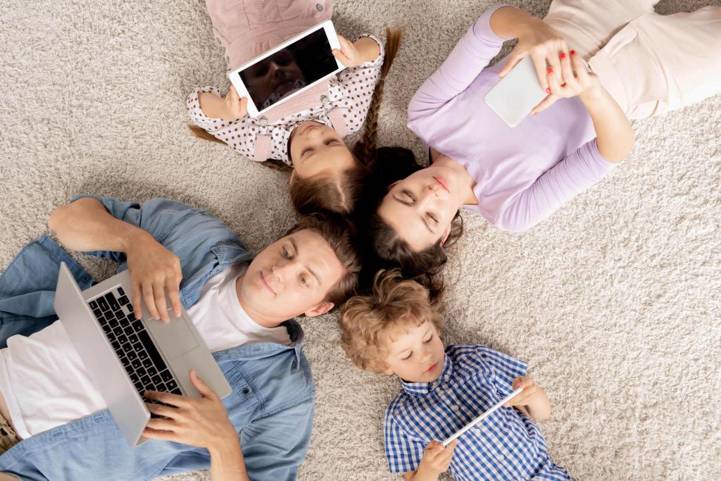 L'augmentation du nombre d'appareils par foyer fait augmenter la consommation électrique.