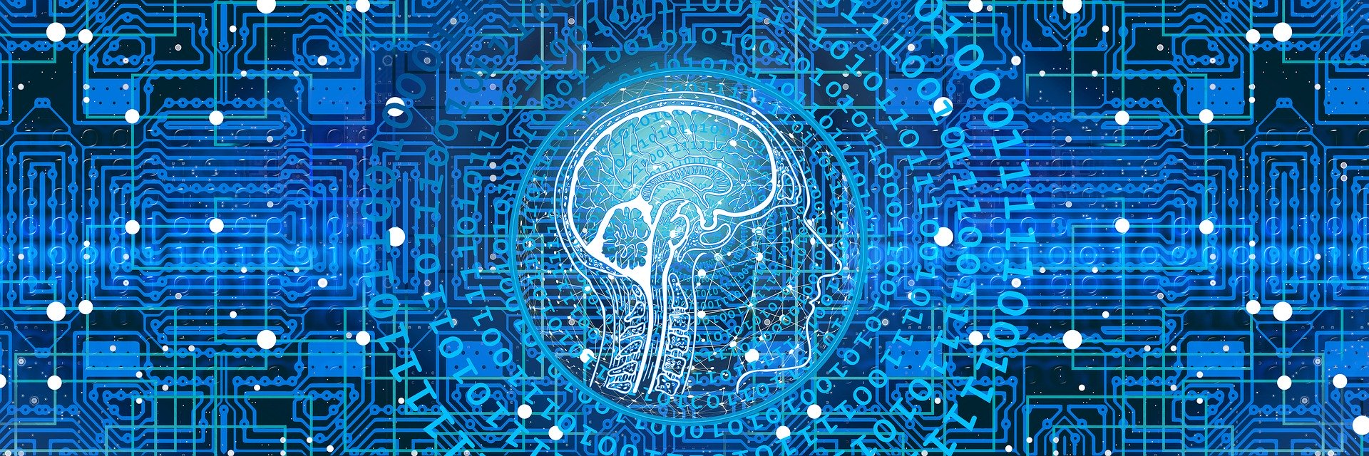 L'IA est un moyen de traiter un grand nombre de données rapidement.